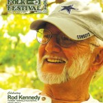 Kerrville Folk Festival 2014 - Magazine Layout and Design - ©CHUCK MILLER Media.com