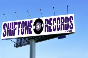 Shiftone Records - Outdoor Advertising Billboard - ©CHUCK MILLER Media.com