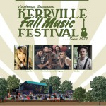 Kerrville Fall Music Festival 2014 - Magazine Layout and Design - ©CHUCK MILLER Media.com