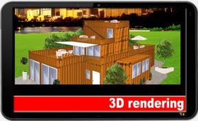3D Rendering - ©CHUCK MILLER Media.com