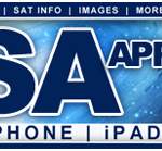 NASA Phone Application - Web Advertising Design - ©CHUCK MILLER Media.com