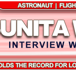 Sunita Williams Interview, NASA's Third Rock Radio - Web Advertising Design - ©CHUCK MILLER Media.com