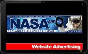 Website Advertising - ©CHUCK MILLER Media.com