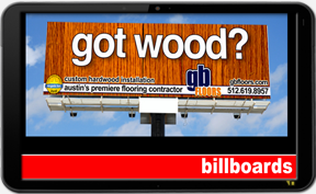 Billboards - ©CHUCK MILLER Media.com