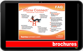 Brochures - ©CHUCK MILLER Media.com