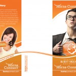 Horns Connect - Brochure Design - ©CHUCK MILLER Media.com