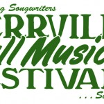 Kerrville Fall Music Festival - Custom Logo Design - ©CHUCK MILLER Media.com