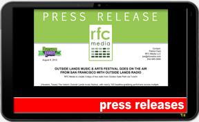 Press Releases - ©CHUCK MILLER Media.com