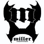 Miller Surfboards - Custom Logo Design - ©CHUCK MILLER Media.com