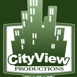 CityView Productions - Custom Logo Design - ©CHUCK MILLER Media.com
