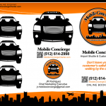 Mobile Concierge Brochure Design - ©CHUCK MILLER Media.com
