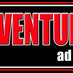Ad Ventures Ad Agency - Custom Logo Design - ©CHUCK MILLER Media.com