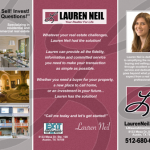 Lauren Neil - Real Estate Brochure Design - ©CHUCK MILLER Media.com