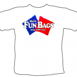 Mel's Fun Bags - T-Shirt Design - ©CHUCK MILLER Media.com