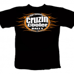Cruzin Cooler - T-Shirt Design - ©CHUCK MILLER Media.com