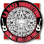 La Raza Connection - Sticker & Magnets - ©CHUCK MILLER Media.com