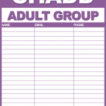CHADD - Business Form Design - ©CHUCK MILLER Media.com