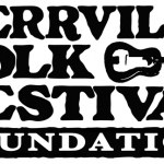Kerrville Folk Festival Foundation - Custom Logo Design - ©CHUCK MILLER Media.com