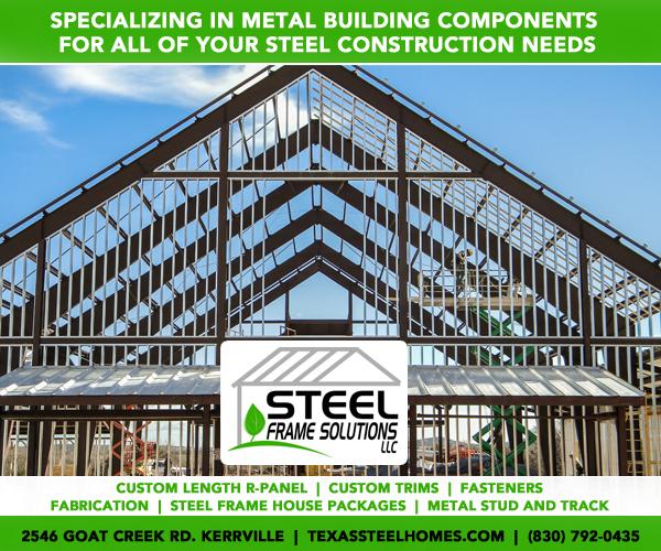 Steel Frame Solutions - CHUCK MILLER Media