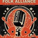 Southwest Regional Folk Alliance Conference 2014 - Magazine Layout and Design - ©CHUCK MILLER Media.com