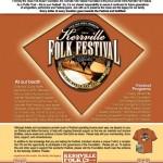 Kerrville Fall Music Fundraiser 2013 - Magazine Layout and Design - ©CHUCK MILLER Media.com