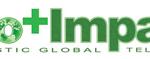Eco+Impact - Custom Logo Design - ©CHUCK MILLER Media.com