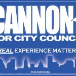 Tina Cannon for Austin City Council - District 10 - 2014 Campaign - Political Campaign Design Work- ©CHUCK MILLER Media.com
