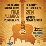 Southwest Regional Folk Alliance Conference 2013 - Magazine Layout and Design - ©CHUCK MILLER Media.com
