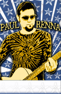 Paul Renna - Posters, Signs and Flyer Design - ©CHUCK MILLER Media.com