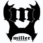 Miller Surfboards - Custom Logo Design - ©CHUCK MILLER Media.com