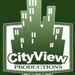 CityView Productions - Custom Logo Design - ©CHUCK MILLER Media.com