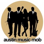 Austin Music Mob - Sticker & Magnets - ©CHUCK MILLER Media.com