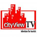 CityView TV - Custom Logo Design - ©CHUCK MILLER Media.com