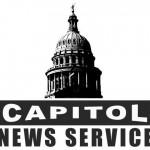 Capitol News Service - Custom Logo Design - ©CHUCK MILLER Media.com