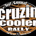 Cruzin Cooler Rally - Custom Logo Design - ©CHUCK MILLER Media.com