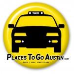 Places To Go Austin.com - Custom Logo Design - ©CHUCK MILLER Media.com