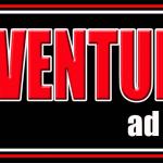 Ad Ventures Ad Agency - Custom Logo Design - ©CHUCK MILLER Media.com
