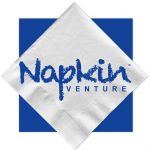 Napkin Venture - Sticker & Magnets - ©CHUCK MILLER Media.com