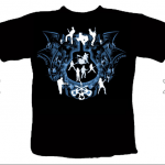 Austin, Texas - T-Shirt Design - ©CHUCK MILLER Media.com