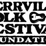 Kerrville Folk Festival Foundation - Custom Logo Design - ©CHUCK MILLER Media.com